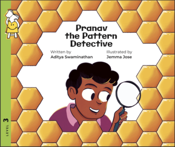 Poster for 07_pranav_the_pattern_detective_cover.png