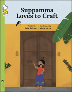 Poster for 17_suppamma_loves_to_craft_cover.png