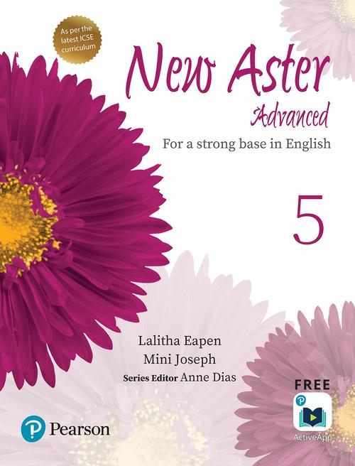 Cover for Aster 5 textbook