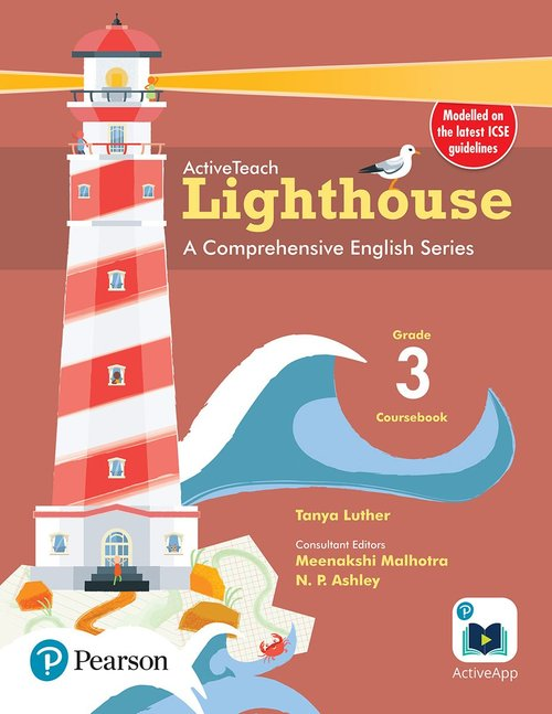 Cover for Lighthouse Grade 3 textbook