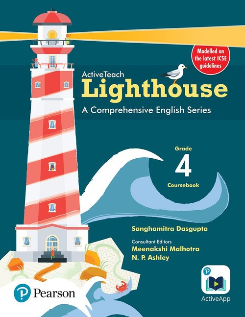 Cover for Lighthouse Grade 4 textbook